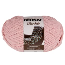 Bernat Blanket Yarn (300 g/10.5 oz) Tan Pink