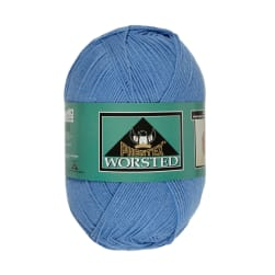 Phentex Worsted Yarn, True Denim