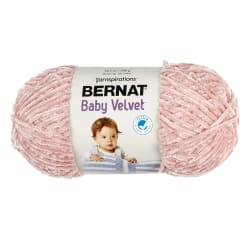 Bernat Baby Velvet Yarn Restful Rose