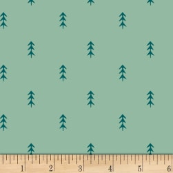 Art Gallery Foresta Fusion Simple Defoliage Foresta Mint/Teal
