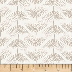 Art Gallery Ballerina Fusion Laced Ballerina White/Grey/Pink Fabric