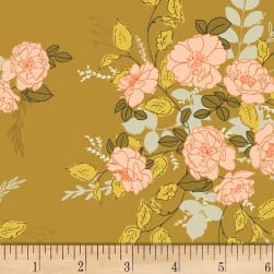 Art Gallery Her & History Lillian's Secret Garden Multi Fabric