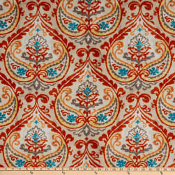 PKL Studio Summer Medallion Outdoor Terracotta