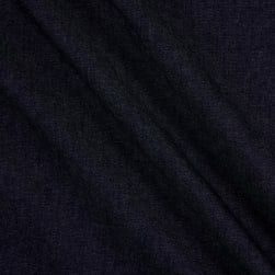 6oz Denim Navy Fabric