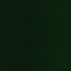 10.5 oz Ponte Double Stretch Knit Hunter Green