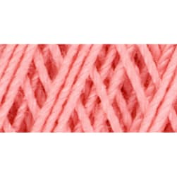 Aunt Lydia's Classic Crochet Thread Size 10-Coral