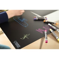 Reversible Chalkboard Placemats 12