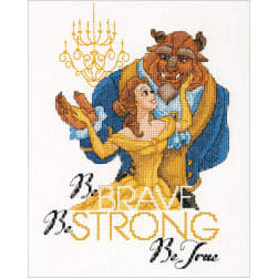Dimensions Disney Counted Cross Stitch Kit 8