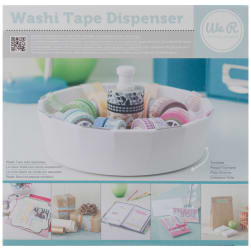 We R Washi Tape Dispenser-4.5''X8.5''