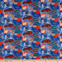 NCAA Florida Gators Tide Graffiti Cotton