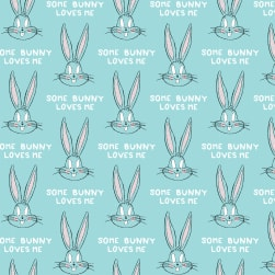 Looney Tunes Little Dreamer Bugs Bunny Editorial Light