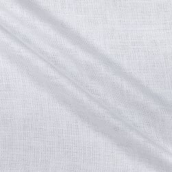 European Linen Verona Kyle Basketweave White