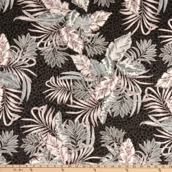 Fabtrends DTY Puff Palm Black Silver
