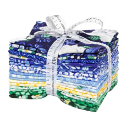 Kaufman Fat Quarter Bundles Gardenia Party 18 Pcs