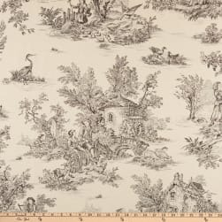 Covington Pastorale Toile Duck White/Black