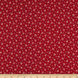 Collectables Calico Belle Red