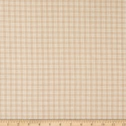 Bygone Browns Pearl's Plaid Tan