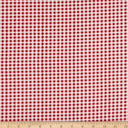 Wilmington The Berry Best Gingham Red