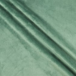 Shannon Minky Solid Cuddle 3 Extra Wide Basil