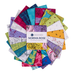 Windham Fabrics Norma Rose Fat Quarter Bundle 20pcs