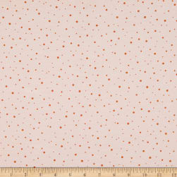 Kaufman Laguna Stretch Cotton Jersey Print Ice Peach