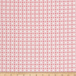 RJR Everything But The Kitchen Sink XIV Dotty Pastel Pink     Fabric