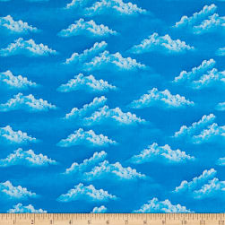 The Joy Of Painting Happy Clouds Blue