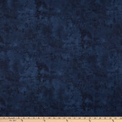 Flannel Marble Tex Ensign Blue Fabric