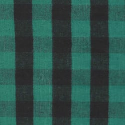 "Yarn Dyed Flannel 3/4"" Check (Bolt, 15 Yds)"