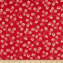 Andover Sweet 16 Cotton Red