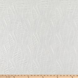 Telio Charlie Ruched Rayon Blend Stretch Jersey Knit Ivory
