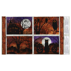 Wilmington Frightful Night Placemat 24