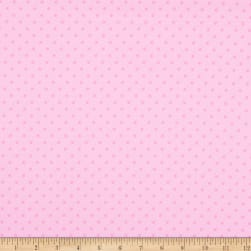 Timeless Treasures Dotty Dot Rouge Fabric