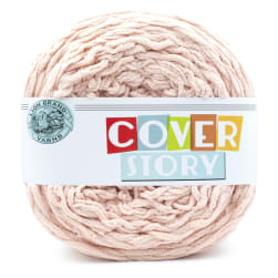 Lion Brand Cover Story Yarn Cameo