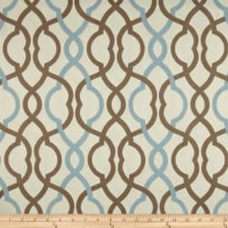 Waverly Make Waves Twill Latte Fabric
