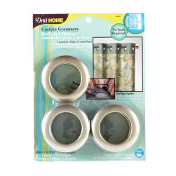 "Curtain Grommets 1-9/16"" Champagne"