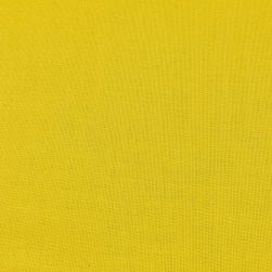 Everyday Organic Solid Yellow Fabric