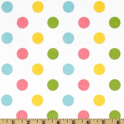 Riley Blake Dots Medium Girl