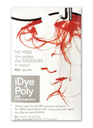Jacquard iDye Synthetic Fiber Red