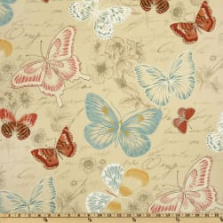 Covington Papillon Meadow Twill Fabric