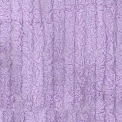 10 Ounce Chenille Lavender Fabric