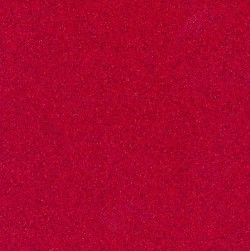 Sparkle Vinyl Ruby Red Fabric
