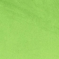 Shannon Minky Solid Cuddle 3 Dark Lime Fabric