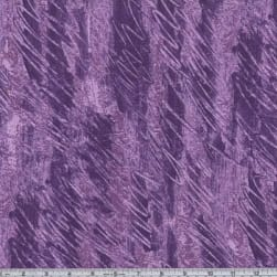The Very Hungry Caterpillar Scribble Purple Fabric
