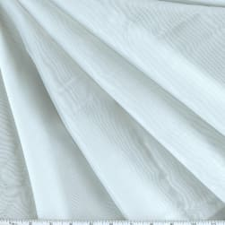 Hanes 118'' Window Sheer Voile White Fabric