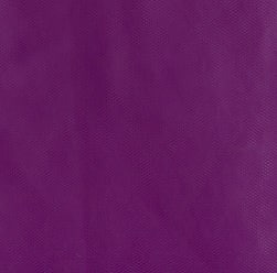 108'' Wide Nylon Tulle Purple