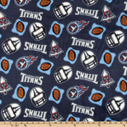 NFL Fleece Tennessee Titans Blue