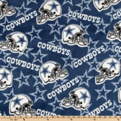 NFL Fleece Dallas Cowboys Toss Blue/White