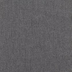 Kaufman Brussels Washer Linen Blend Charcoal Fabric