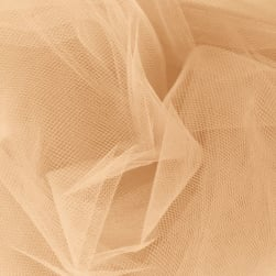 54'' Wide Tulle Melon Fabric